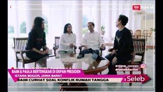 Video Baim-Paula Bertengkar di Depan Presiden, Usai Curhat soal Rumah Tangga,  - iSeleb 19/03 MP3, 3GP, MP4, WEBM, AVI, FLV Maret 2019