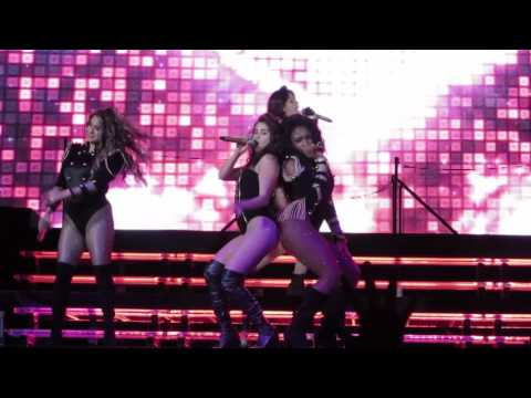 "Fifth Harmony ""I Lied"" Live 7/27 Tour Fairfax, Virginia 7/29/16"