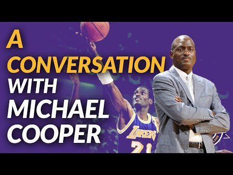 Video: Lakers Podcast: Michael Cooper On 17-18 Season, Battling Cancer & A Secret Workout With Kobe Bryant
