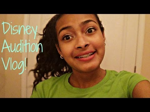 how to audition for a disney channel