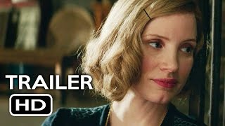 Nonton The Zookeeper S Wife Official Trailer  1  2017  Jessica Chastain Drama Movie Hd Film Subtitle Indonesia Streaming Movie Download
