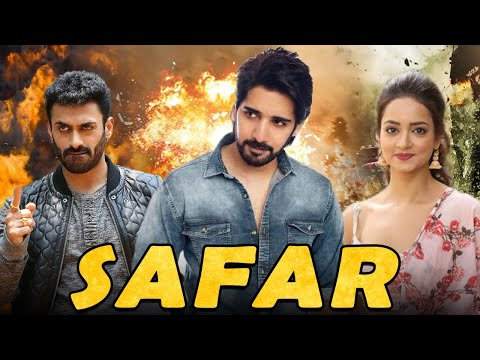 Safar Full Hindi Dubbed Movie | Sushanth All Movies Hindi Dubbed | South Indian Action Movies