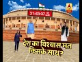 Mood Of India On No-Confidence Motion: 67 Percent Of Agra Supports Rahul Gandhi | ABP news - Video