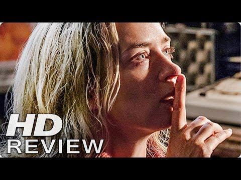 A QUIET PLACE Kritik Review (2018)