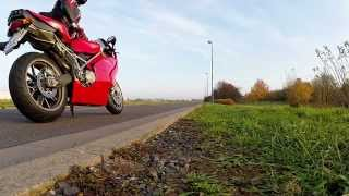 10. Ducati 999 S Testastretta - Superbike - Termignoni Exhaust Sound