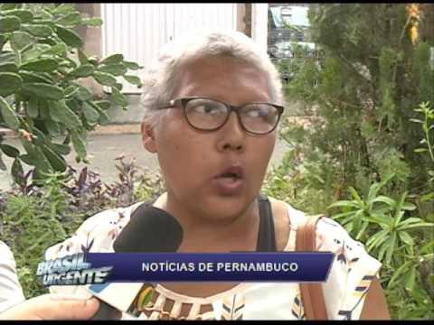 [BRASIL URGENTE PE] Usuários do terminal de de ônibus de Rio Doce, Olinda, reclamam da insegurança na área