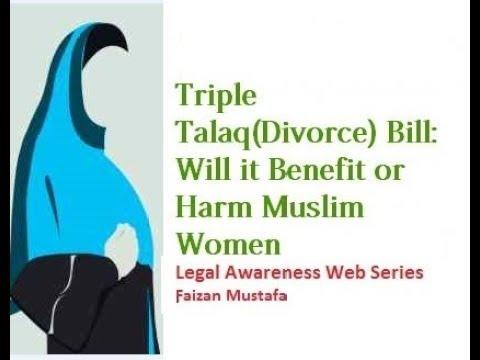 Video EP-20: Triple Talaq(Divorce) Bill : Will it Benefit or Harm Muslim Women | Prof. Faizan Mustafa download in MP3, 3GP, MP4, WEBM, AVI, FLV January 2017
