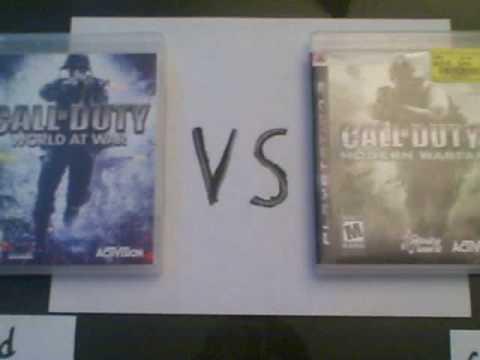 COD4 vs COD5
