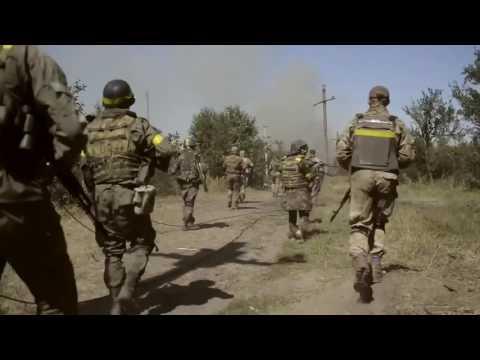 ШОКИРУЮЩЕЕ ВИДЕО С ЗОНЫ АТО (Реальный Бой Украина) 20.07.2018