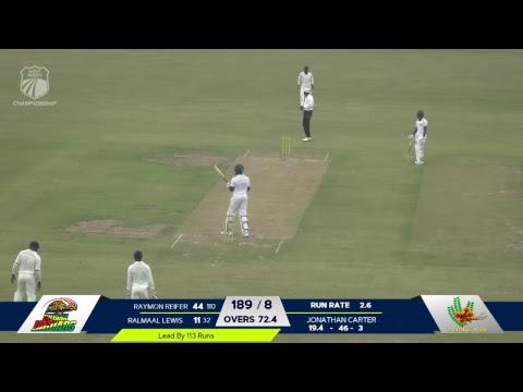 LIVE West Indies Championship 2018/19 | Guyana vs Barbados - Day 2 - Thời lượng: 1 giờ, 2 phút.
