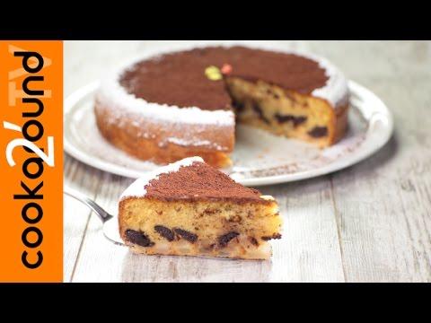 torta pere e cioccolato - ricetta