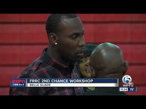 Anquan Boldin partners up with Florida Rights Restoration Coalition