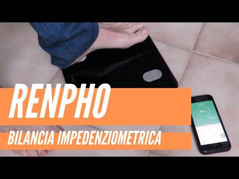BILANCIA IMPEDENZIOMETRICA SU AMAZON: RENPHO