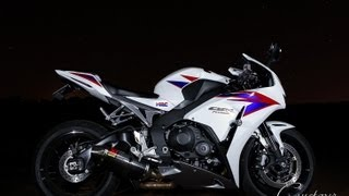 5. CBR1000RR HRC 2012 Top Speed