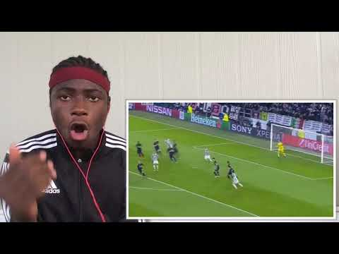 Manchester United React to Juventus vs Tottenham 2-2 Champions League Round of 16 2018