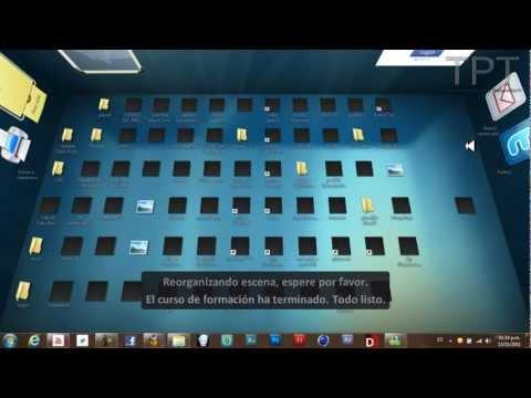 COMO PONER ESCRITORIO 3D (PARA TODO WINDOWS Windows 7 windows Vista y XP)