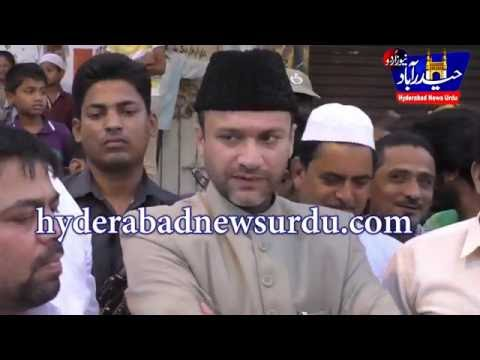 Video 8th IFTAR/ Akbar Owiaisi attends iftar @ Moin Bagh/ Meets public download in MP3, 3GP, MP4, WEBM, AVI, FLV January 2017