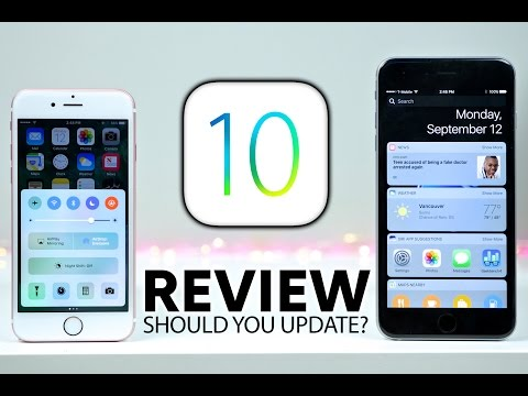 , title : 'iOS 10 Review - Should You Update?'