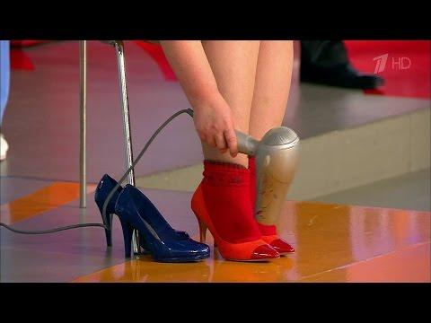 Растянуть узкую обувь в домашних условиях