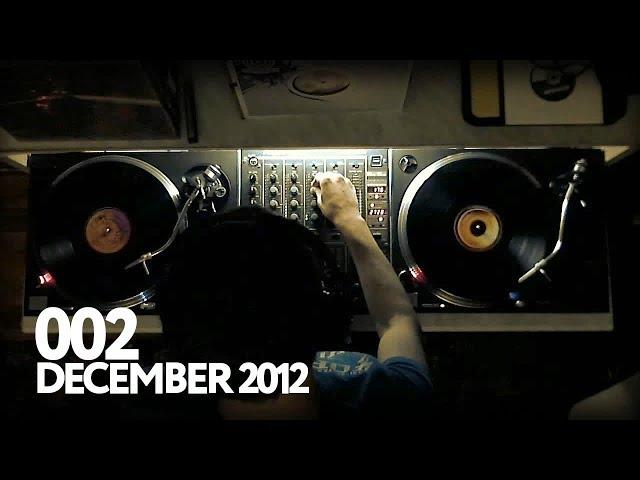 Liquid Drum & Bass Classic Mix (Only Vinyl) December 2012