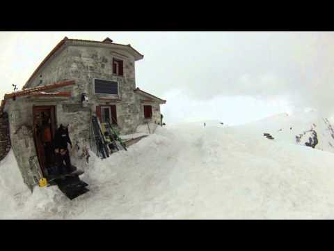 Snowboarding & Skiing Mt Olympus