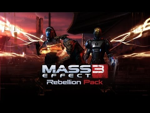 Mass Effect 3: Rebellion Multiplayer Trailer Video