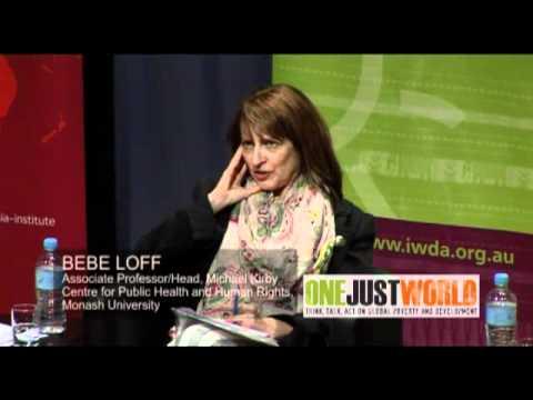 Global Health - Bebe Loff