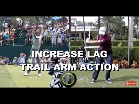 Golf Lessons | Right Arm Fold & Wrist Hinge