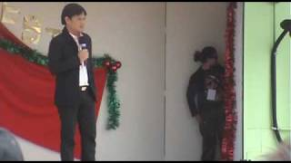 Video Manny Poohquiao vs. Makulit na Langaw at Melbourne's Barrio Fiesta 2008 MP3, 3GP, MP4, WEBM, AVI, FLV September 2018