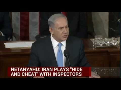 Video: Video of and Reactions to Netanyahu Address to Congress