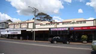 Kingaroy Australia  City pictures : Kingaroy Pictorial.