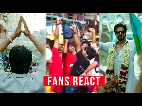 Raees Official Trailer - Fans REACTION | Shah Rukh