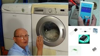 http://www.how-to-repair.com/help/washing-machine-starts-then-stops-or-turns-off-testing-printed-circuit-board-pcb-capacitor/Please remember to subscribe to our channelhttps://www.youtube.com/user/Apart4u?sub_confirmation=1Remember to Shop with www.how-to-repair.com and it would help us by posting the video or website on your timeline. This helps us a lot and if we really helped you canalways buy us a beer http://how-to-repair.com/help/buy-paul-a-beer/Please remember to mark us to your favourites also I would be grateful if you would subscribe to our channels social media as this really helps my site and keeps us going.YouTube. http://www.youtube.com/user/Apart4uFacebook. https://www.facebook.com/how.to.repair.appliances