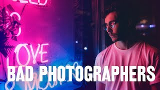 Video Why BAD Photographers THINK They're Good MP3, 3GP, MP4, WEBM, AVI, FLV April 2018