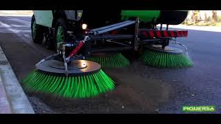 SPOT barredora Ba 2300 H // Spot sweeper Ba 2300 H