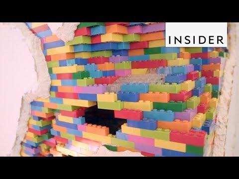 Living Between LEGO Walls