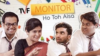 Video TVF's Monitor Ho Toh Aisa | Classroom Qtiyapa MP3, 3GP, MP4, WEBM, AVI, FLV Juni 2018