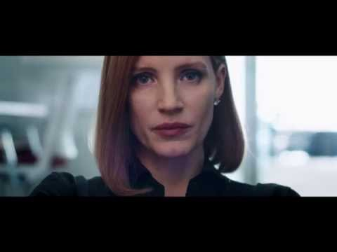 'Miss Sloane' (2016) Official Trailer | Jessica Chastain