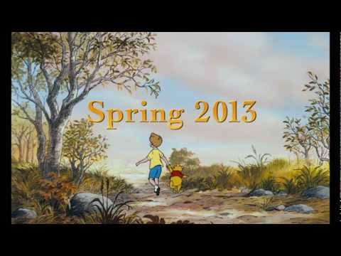 The Many Adventures of Winnie the Pooh - Blu-ray Trailer