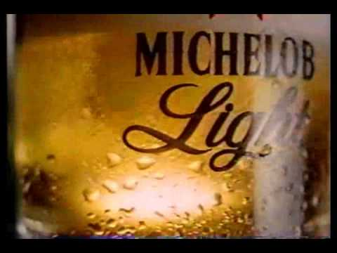 Michelob Light Beer – Commercial Classic 1985