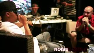 """Nas talks about Jay-Z, """"Thank God for Jay-Z"""" (SXSW 2012)"""