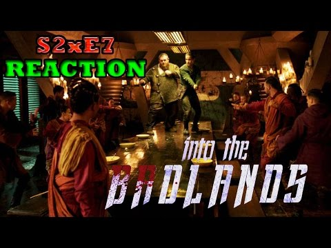 "INTO THE BADLANDS SEASON 2 EPISODE 7 ""BLACK HEART, WHITE MOUNTAIN"" Reaction/Review"
