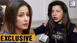 Video Sambhavna Seth Lashes Out At Hina Khan | Bigg Boss 11 MP3, 3GP, MP4, WEBM, AVI, FLV November 2017
