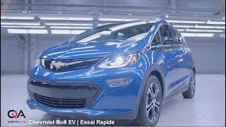 Video 2017 Chevrolet BOLT EV | Essai Rapide MP3, 3GP, MP4, WEBM, AVI, FLV Oktober 2017