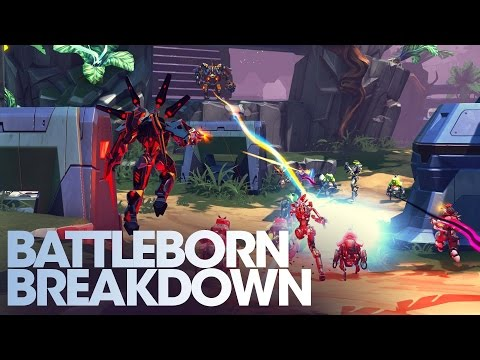 Battleborn Breakdown with StealthShampoo
