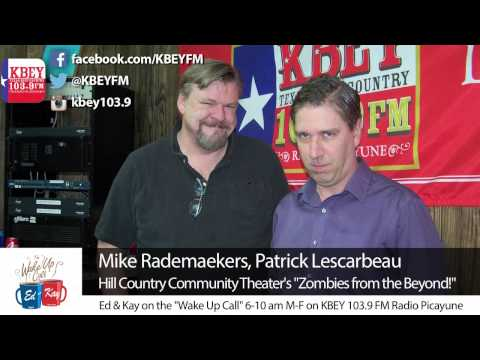 """Interview with Hill Country Community Theatre's """"Zombies from the Beyond!"""""""