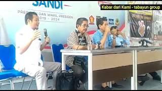 Video Terbaru - KPU kerja Hebat banget (IT Prabowo ungkap semua) Bag-2. MP3, 3GP, MP4, WEBM, AVI, FLV April 2019