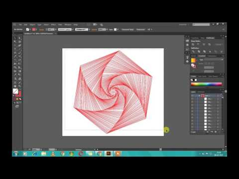 Quick Tips Blend Tool & Rotate Tool In Adobe Illustrator
