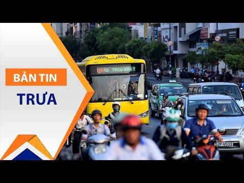 Dân Sài Thành 'lạnh sống lưng' với xe buýt | VTC - Thời lượng: 76 giây.