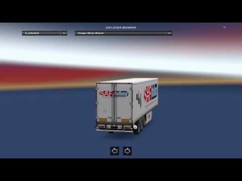 Rudis Europen Company/Trailer Mix v1.0 1.27